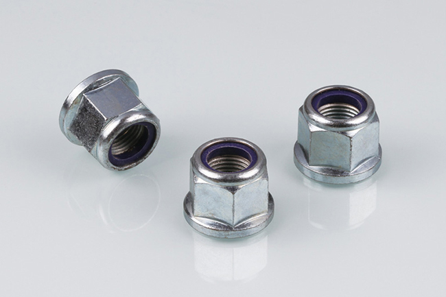 Hex Nylon Nuts